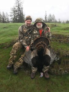Colville Turkey Hunt